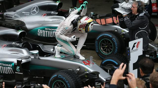 Lewis Hamilton sets new F1 record with victory at Brazilian Grand Prix
