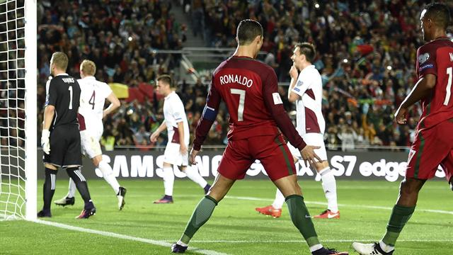 Криштиану Роналду будет каждый год получать по24 млн евро отNike