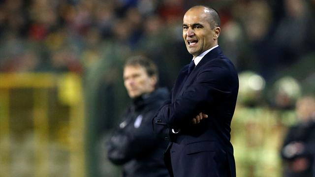 Roberto Martinez'in Belçika serüveni iki yıl daha sürecek