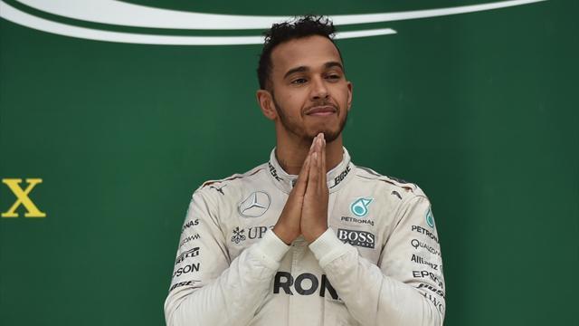 Et si Mercedes suspendait Hamilton ?
