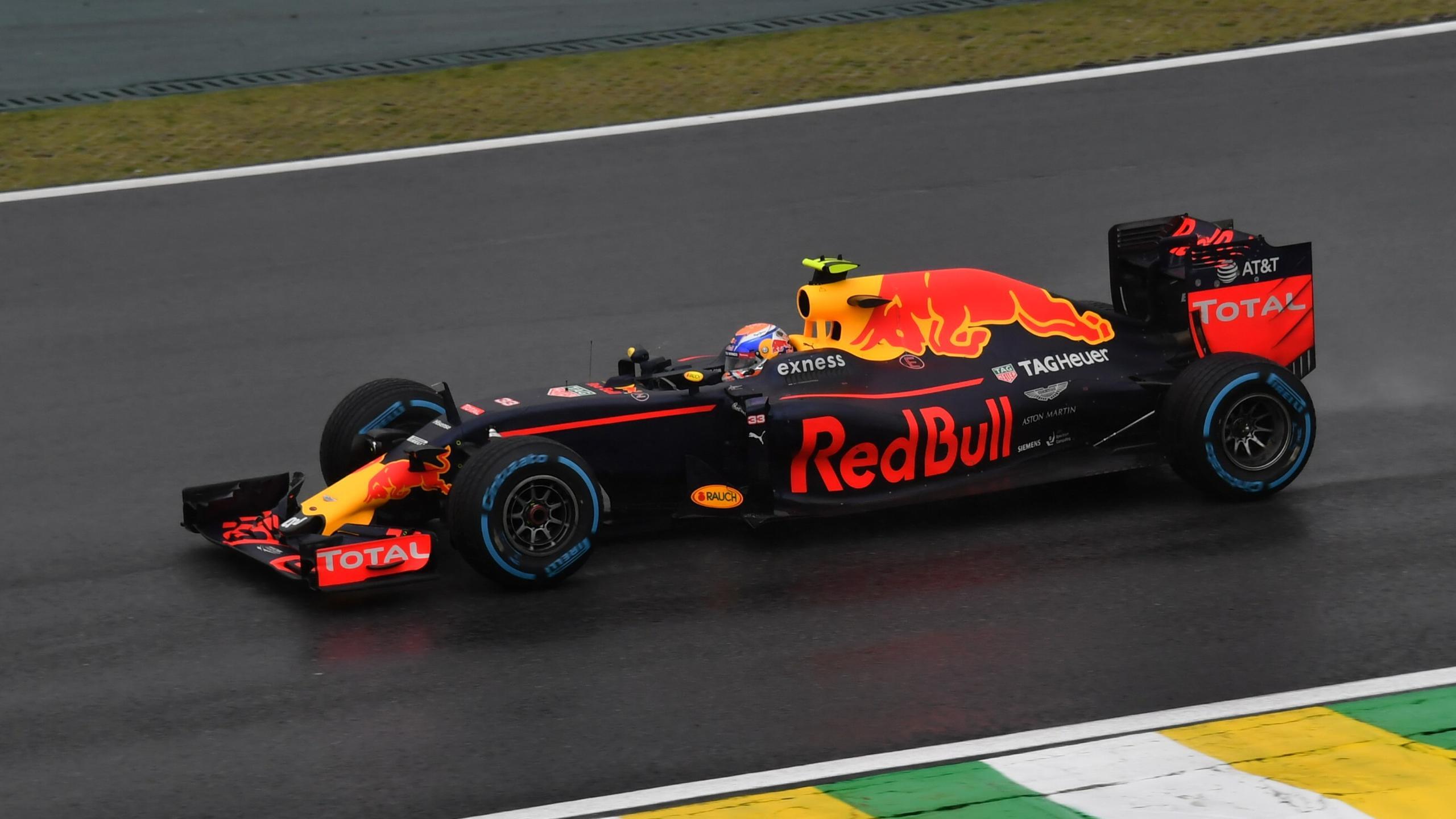 Max Verstappen (Red Bull) - GP of Brazil 2016