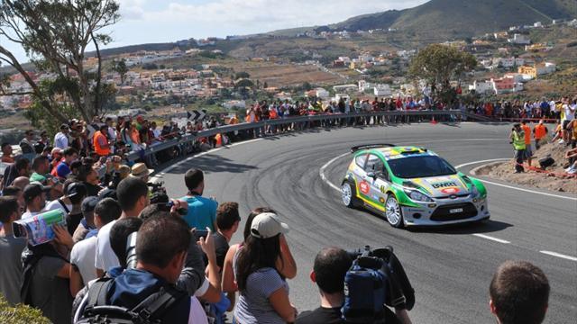 ERC: Rally Canarias, espectáculo y desafío asegurado