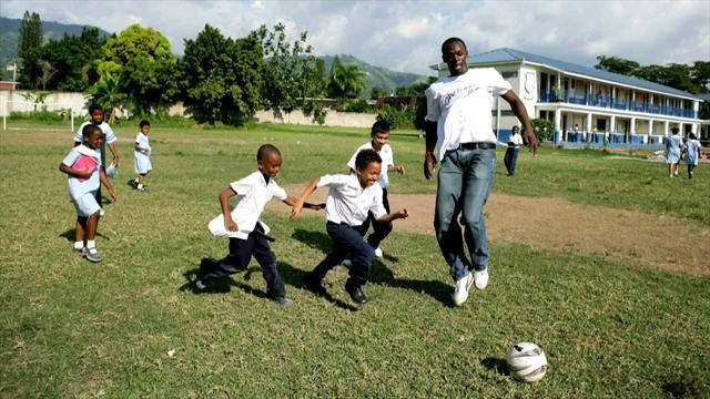 Bolt set to train with Borussia Dortmund