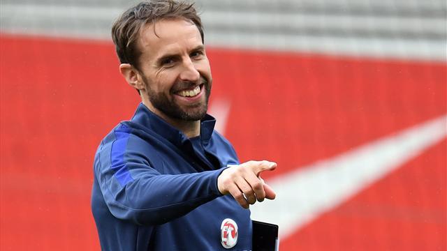 Саутгейт утвержден в роли главного тренера сборной Англии