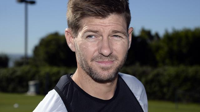 Gerrard'dan ayrılık sinyali