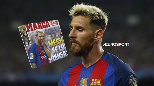 Messi: malore in volo, ma contro la Colombia gioca
