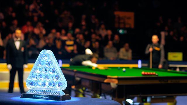 Preisgeld Snooker