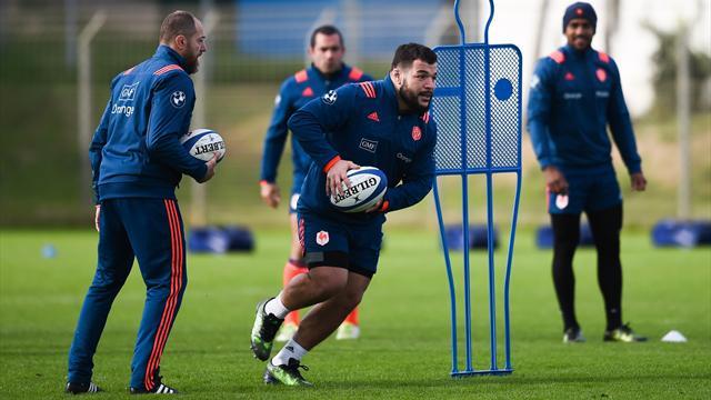 Quade Cooper forfait pour le XV de France — Australie