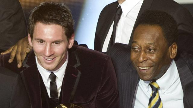 'Messi only has one skill!' - Pele rates himself and others above Barcelona star