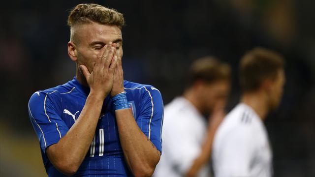 L'Italie et l'Allemagne se séparent sur un nul (0-0)