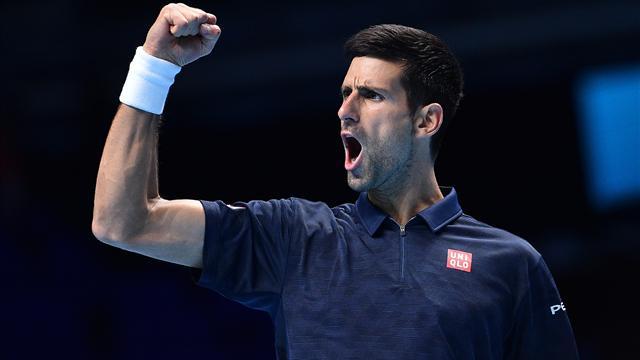 Djokovic dompte Raonic et file déjà dans le dernier carré