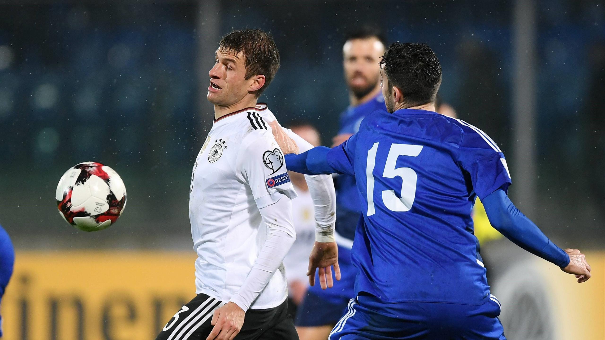 Томас Мюллер (сборная Германии)