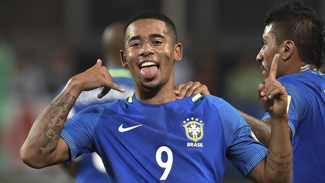 Jesus is saviour for Brazil in win over Peru
