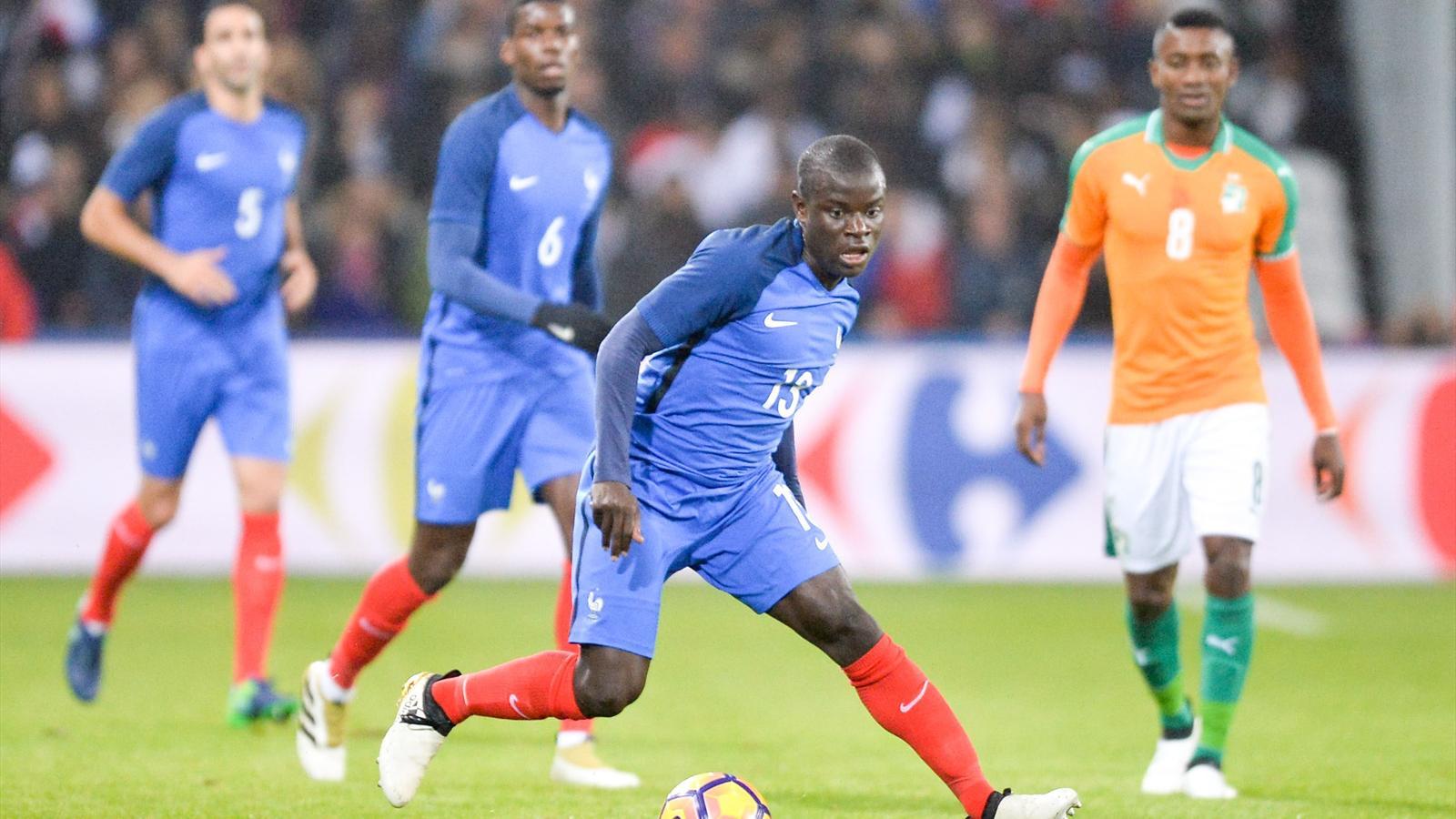 Après France-Côte d'Ivoire : L'antisèche : Au moins ...