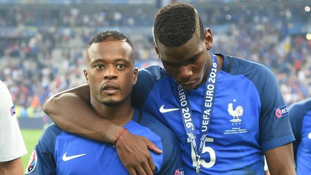 Evra de retour à Manchester United pour encadrer Pogba ?
