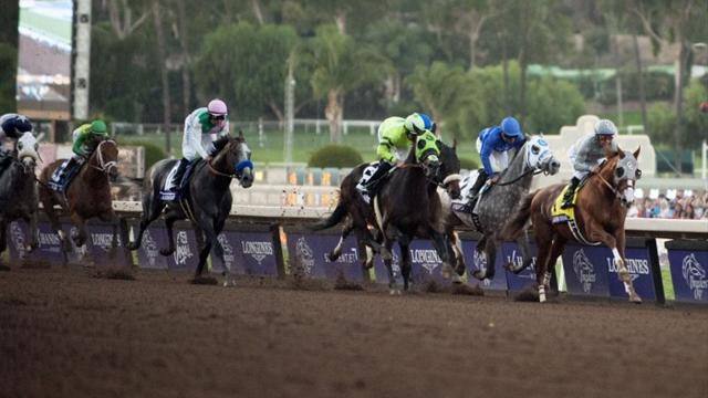 USA : la Pegasus World Cup, Adieux de California Chrome ?