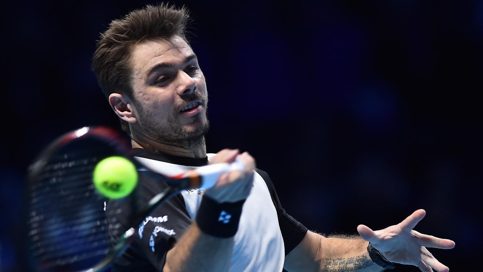 ATP - Sofia : Stan Wawrinka en demi-finale