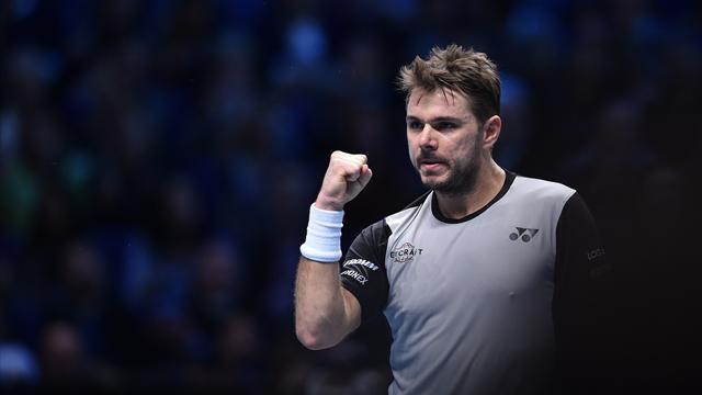 La première victoire de l'ère Murray