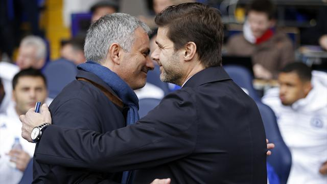 Mourinho monitoring Pochettino's situation at Spurs – report