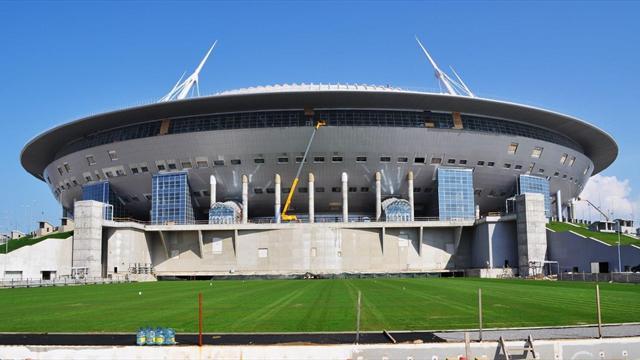 Настроящемся стадионе Зенита превышены нормы концентрации аммиака иформальдегида