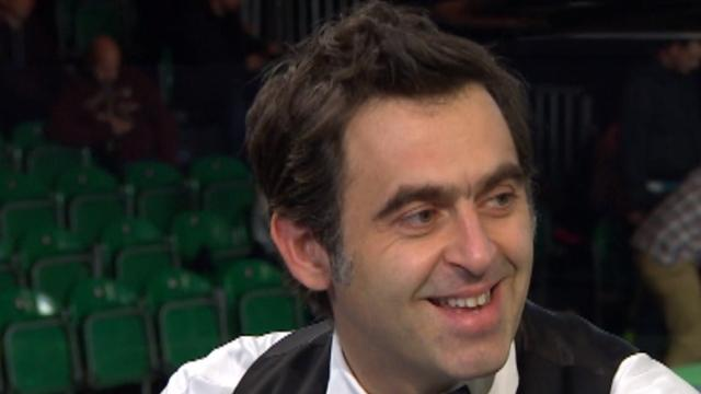 O'Sullivan: I might take billiards up after this!