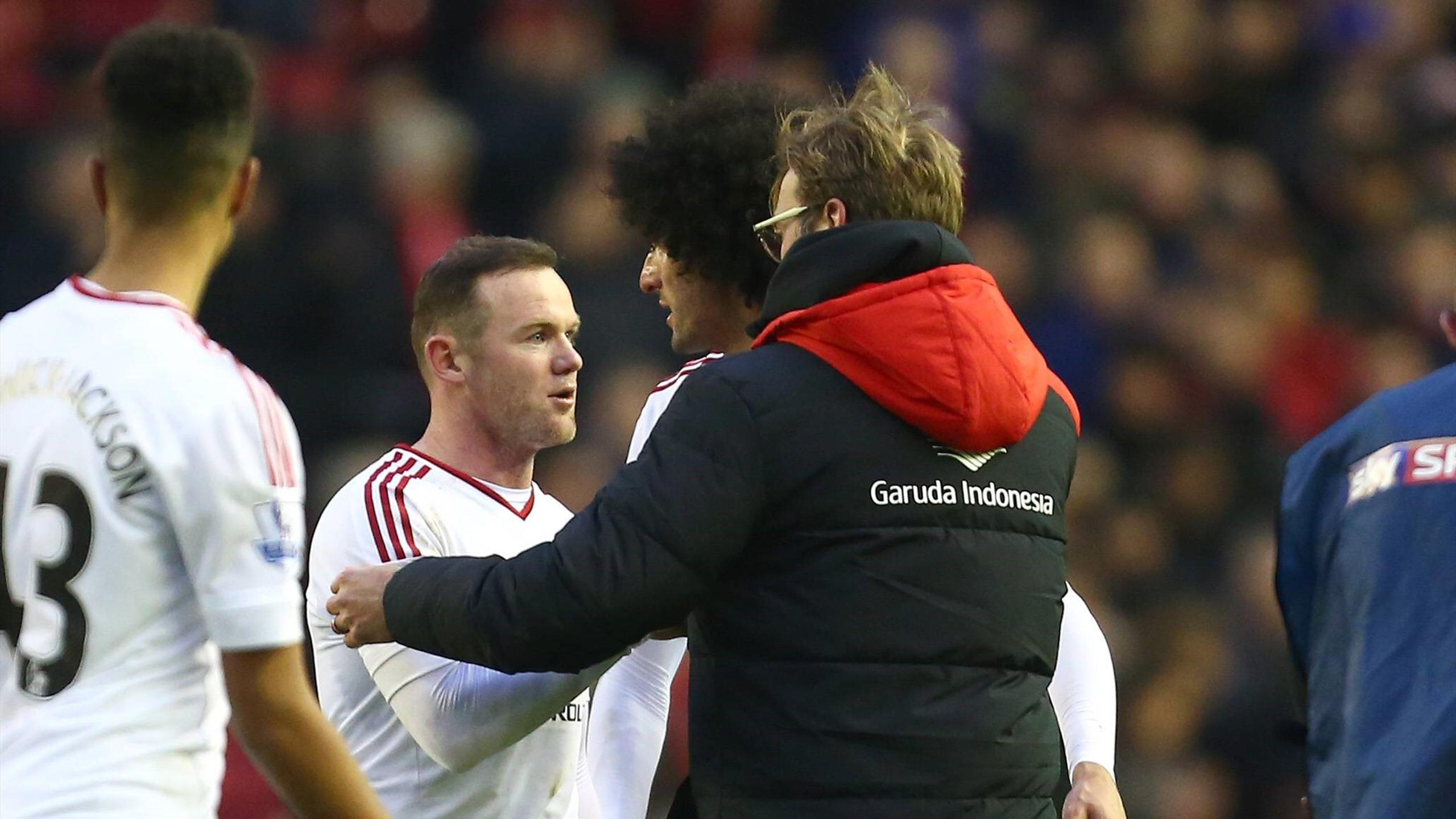 Klopp, Rooney
