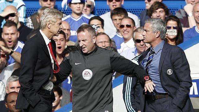 Mourinho-Wenger, Fabregas et Origi : les 5 choses à savoir sur la 36e journée