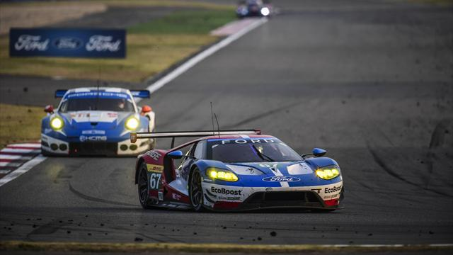 Vote for the best overtake of the Ford WEC season