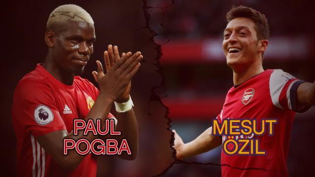 Pogba-Özil, un duel qui vaut le détour