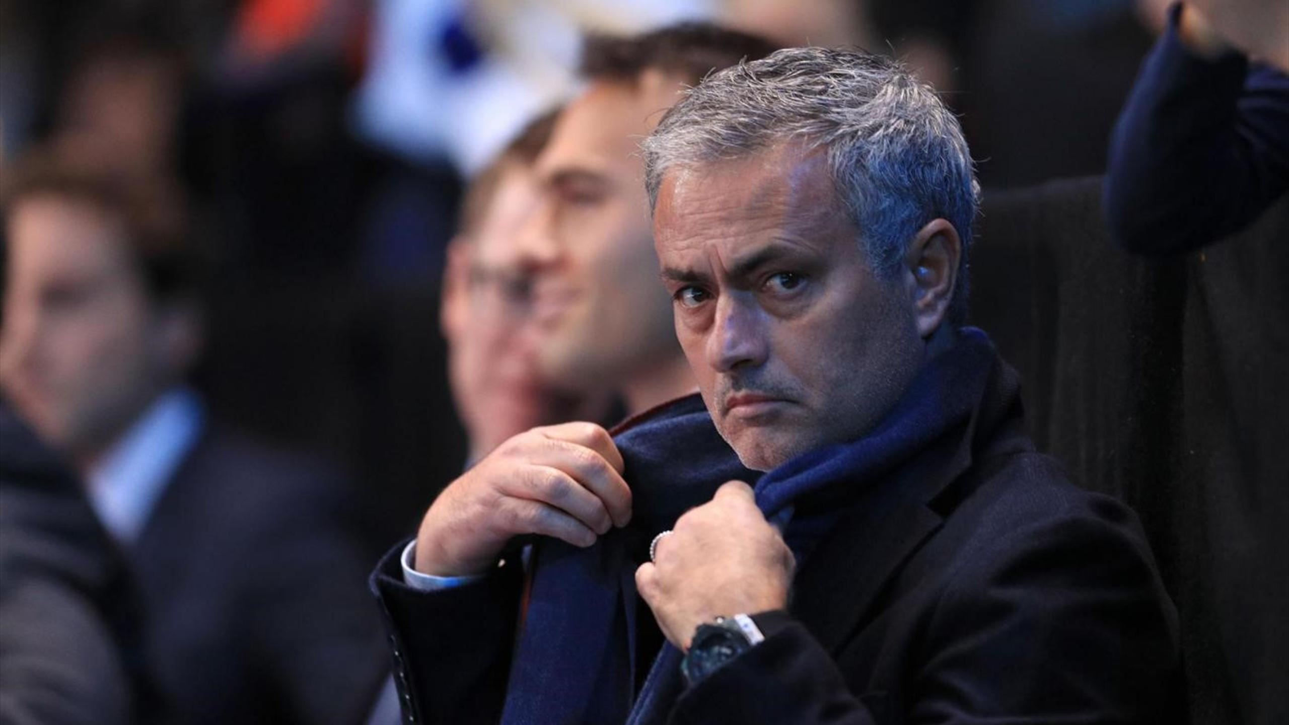 Mourinho - 2016 - LaPresse/PA