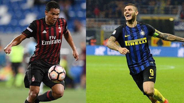 Serie A: L'Inter arrache le nul dans le derby