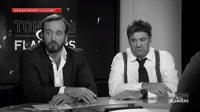 Les Tontons Flankers : «La clé de France – Australie sera le jeu au sol»