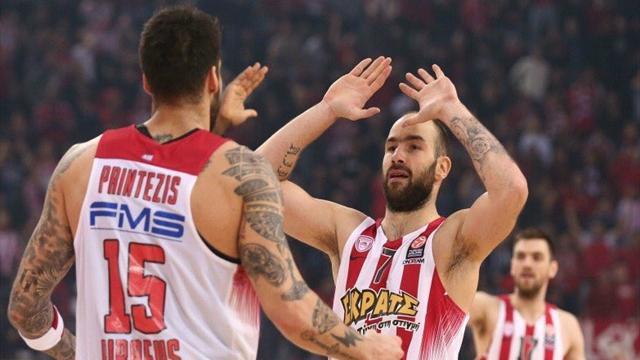 Euroliga Final Four 2017, CSKA-Olympiacos: Spanoulis una vez más (78-82)