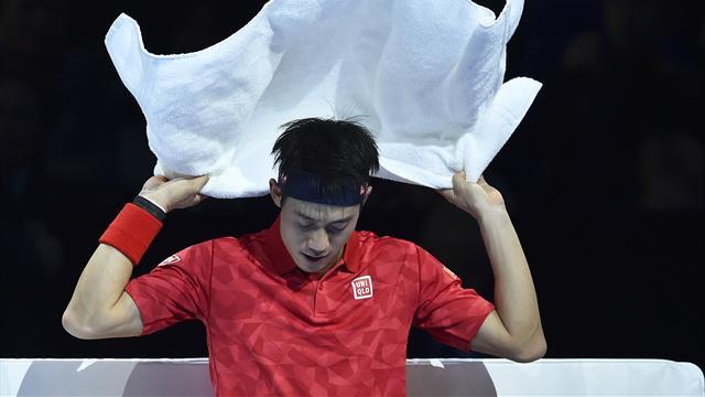 Nishikori fait l'impasse pour Japon - France