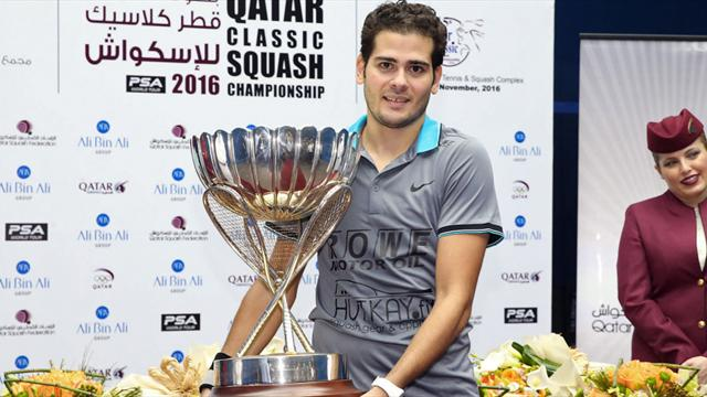 Gawad lifts Qatar Classic title to claim maiden World Series crown