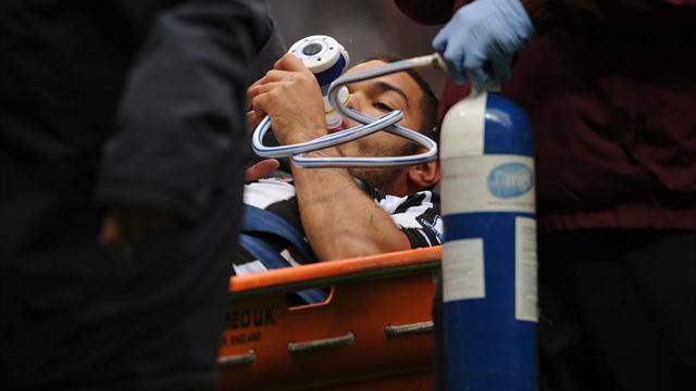 Ben Arfa a frôlé l'amputation — PSG
