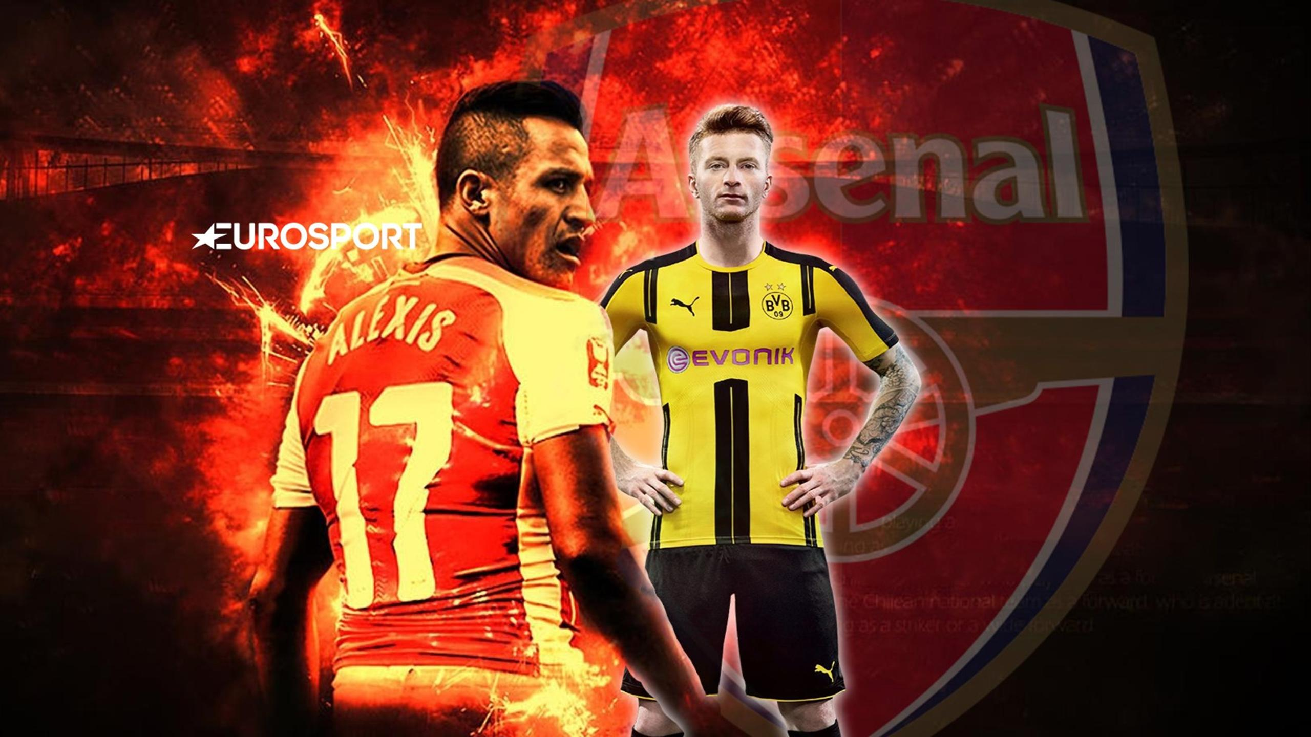 Arsenal consider Reus transfer as fears grow over Sanchez - Euro Papers