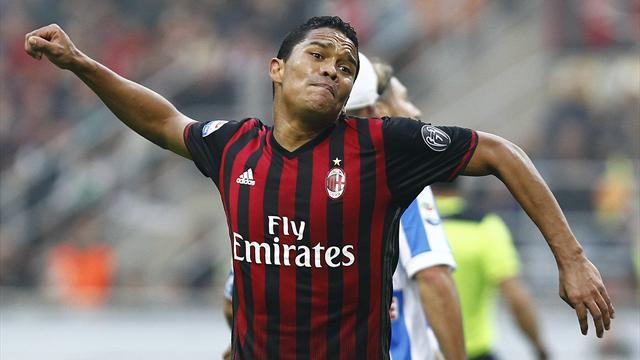 Milan, calciomercato: il Tianijn Quanjian vuole Bacca, pronti 30 milioni