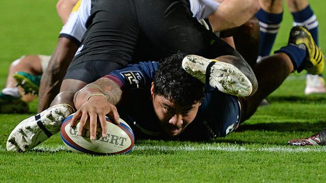 Bordeaux-Bègles inflige à La Rochelle sa première correction de la saison