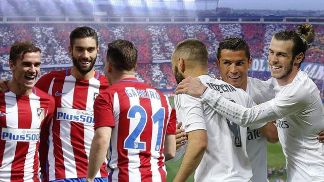 Madrid capitale del calcio europeo: Real e Atletico, due costanti a confronto