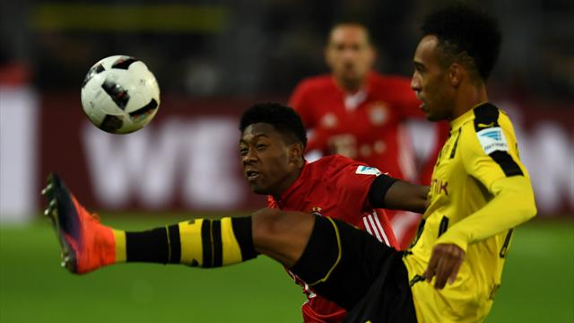 Un possible Bayern - Dortmund en demi-finale