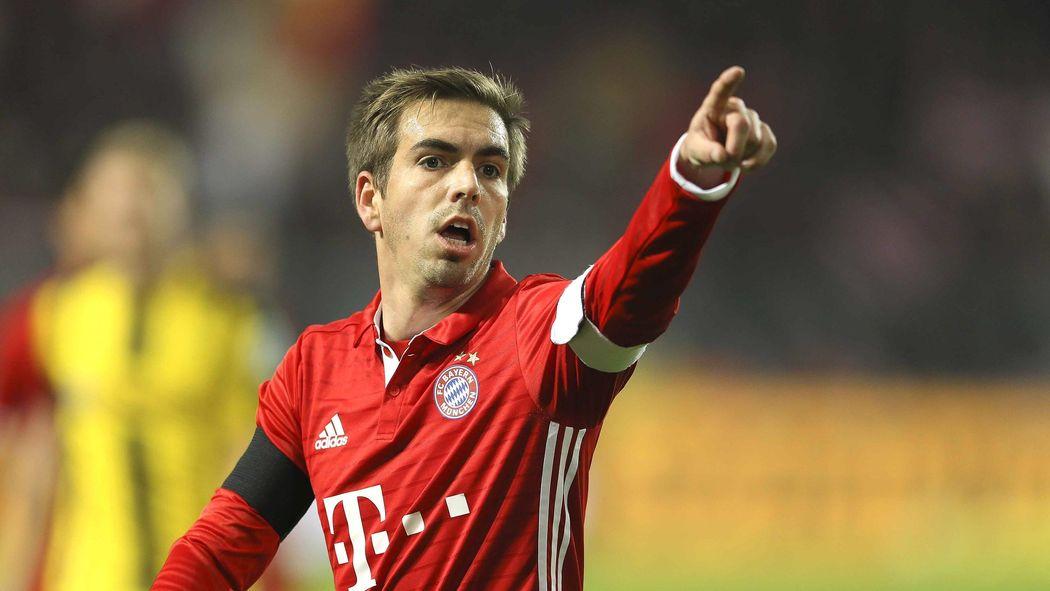 Karriereende Im Sommer Philipp Lahm Vom Fc Bayern Hat Eine Klare