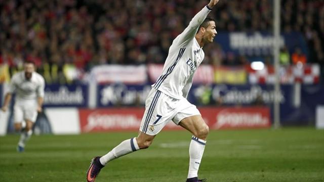 James Rodríguez, en la lista de Real Madrid