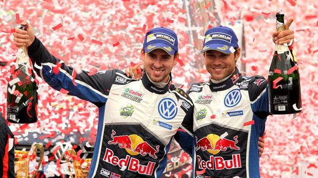 Mikkelsen y Ogier dan a Volkswagen un doblete en su despedida del WRC