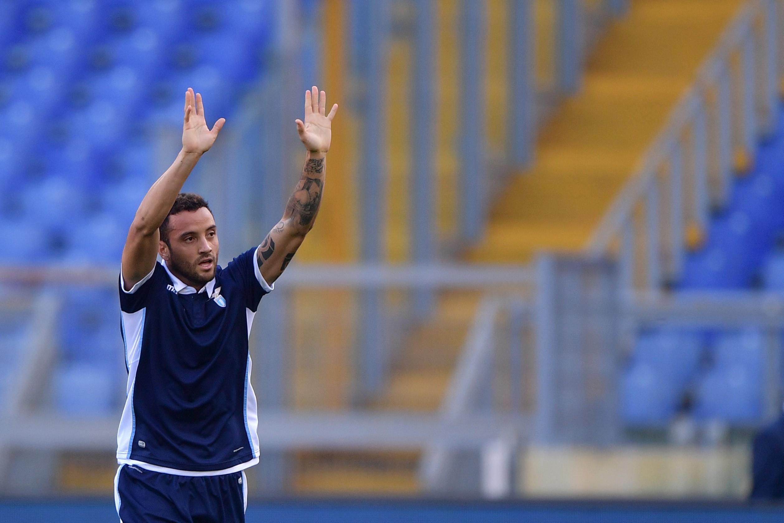 Felipe Anderson Lazio Genoa 2016