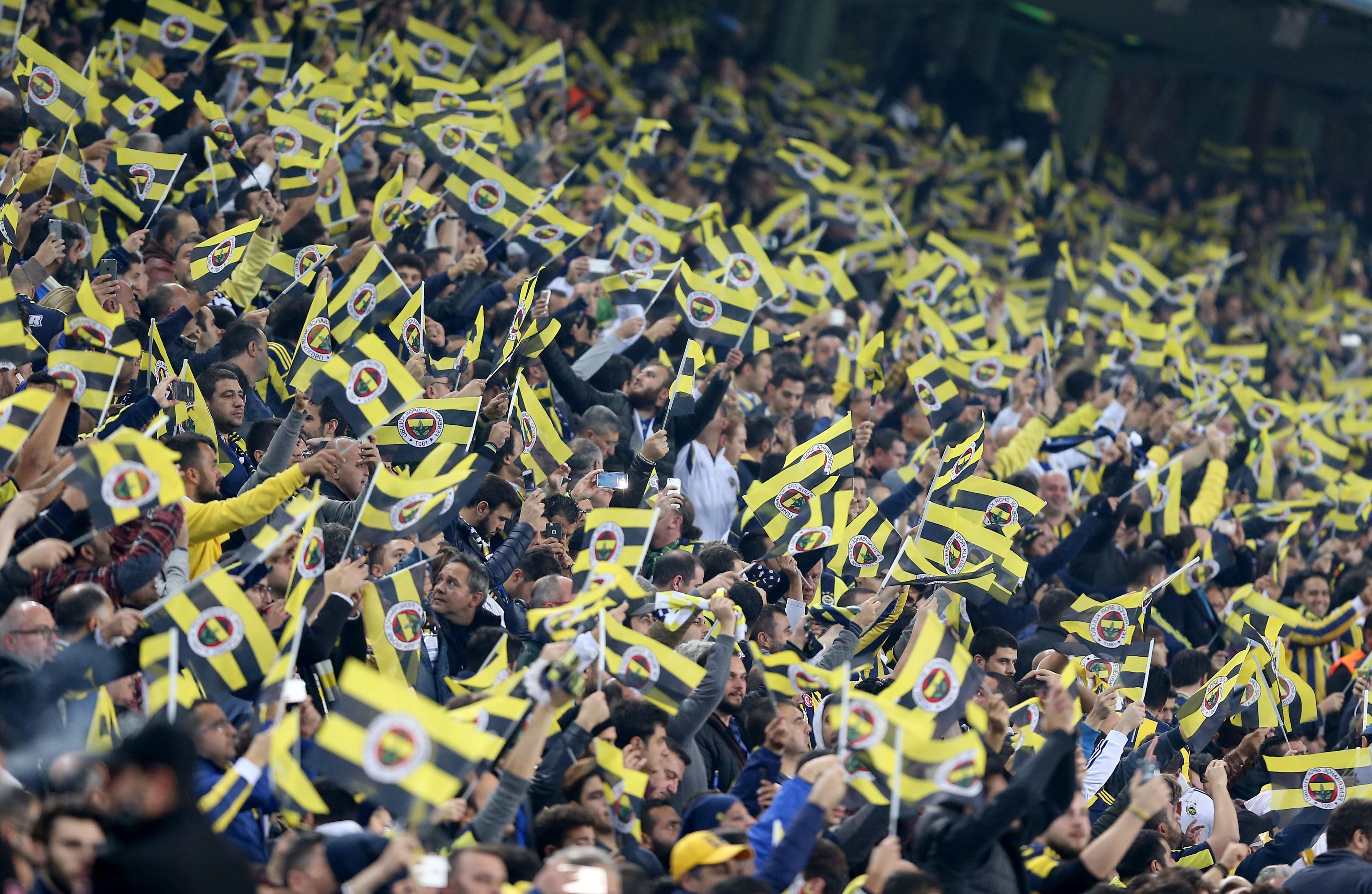Fenerbahçe (Kadıköy - Şükrü Saracoğlu Stadyumu)