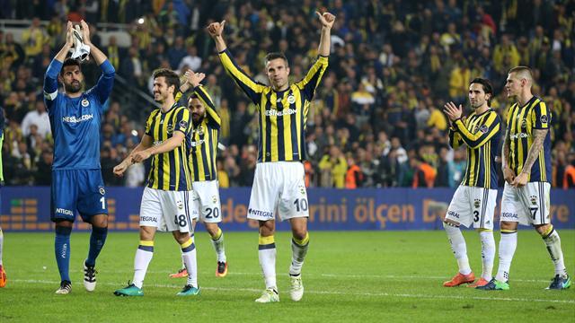 Fenerbahçe'nin kamp programı