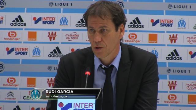 Garcia : «McCourt a gardé le ballon du match !»