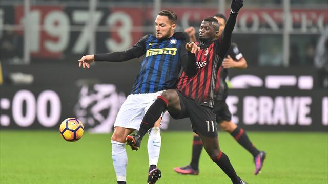 Serie A, Inter Milan – AC Milan