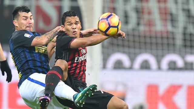 Milan laisse filer la victoire dans le derby (et la place de dauphin)